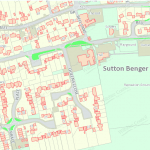 Sutton Benger Grass cutting map Jan-16
