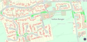 Sutton Benger Grass cutting map Jan-16