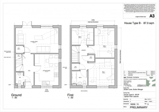 Stonewater HTB Floor Plans