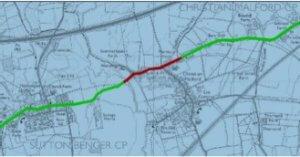 road closure plan